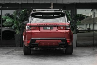 2018 Land Rover Range Rover Sport L494 18MY HSE Red 8 Speed Sports Automatic Wagon