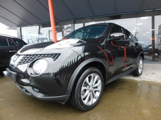 2015 Nissan Juke F15 Series 2 Ti-S 2WD Black 6 Speed Manual Hatchback