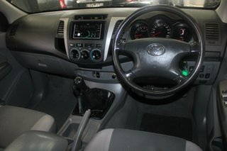 2005 Toyota Hilux KUN26R SR5 (4x4) Gold 5 Speed Manual Dual Cab Pick-up