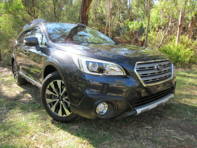 Used Subaru Outback B6A MY16 3.6R CVT AWD Reynella, 2015 Subaru Outback B6A MY16 3.6R CVT AWD Grey 6 Speed Constant Variable Wagon