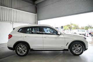 2018 BMW X3 G01 sDrive20i Steptronic White 8 Speed Automatic Wagon