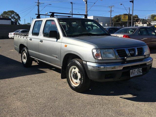 Used Nissan Navara D22 MY2002 ST 4x2 Blair Athol, 2001 Nissan Navara D22 MY2002 ST 4x2 5 Speed Manual Utility