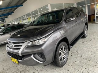 2016 Toyota Fortuner GX Grey Automatic Wagon.