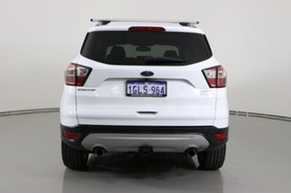 2017 Ford Escape ZG MY18 Trend (FWD) White 6 Speed Automatic SUV