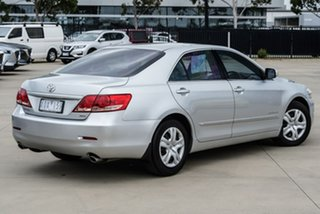 2007 Toyota Aurion GSV40R AT-X Silver Sports Automatic Sedan.