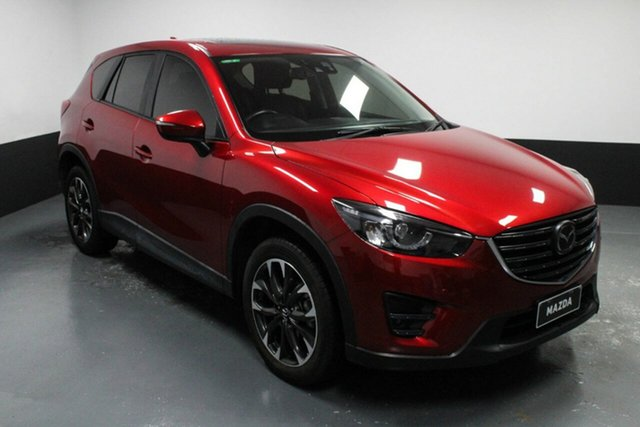 Used Mazda CX-5 KE1032 Akera SKYACTIV-Drive AWD Hamilton, 2015 Mazda CX-5 KE1032 Akera SKYACTIV-Drive AWD Red 6 Speed Sports Automatic Wagon