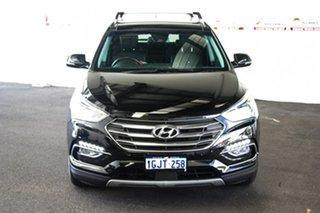 2017 Hyundai Santa Fe DM5 MY18 Highlander CRDi (4x4) 6 Speed Automatic Wagon.