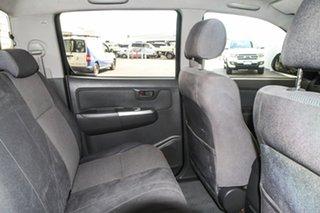 2013 Toyota Hilux KUN26R MY12 SR5 (4x4) Metal Storm 4 Speed Automatic Dual Cab Pick-up