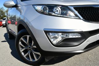 2014 Kia Sportage SL MY14 Si 2WD Premium Silver 6 Speed Sports Automatic Wagon.