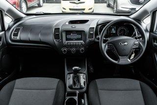 2016 Kia Cerato YD S Silver Sports Automatic Hatchback.