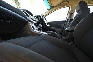 2011 Holden Cruze JH Series II MY11 SRi White 6 Speed Sports Automatic Sedan