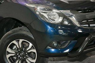 2017 Mazda BT-50 UR0YG1 XTR Blue 6 Speed Sports Automatic Utility.
