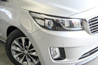 2015 Kia Carnival YP MY15 SLi Silver 6 Speed Sports Automatic Wagon.