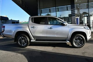 2021 Mitsubishi Triton MR MY21 GLS (4x4) Sterling Silver 6 Speed Automatic Double Cab Pick Up