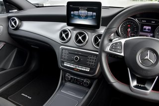 2016 Mercedes-Benz CLA-Class X117 807MY CLA220 d Shooting Brake DCT Silver 7 Speed