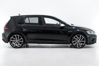 2017 Volkswagen Golf 7.5 MY17 R DSG 4MOTION Black 7 Speed Sports Automatic Dual Clutch Hatchback