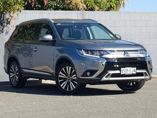 2020 Mitsubishi Outlander ZL MY21 Exceed AWD Titanium 6 Speed Constant Variable Wagon.