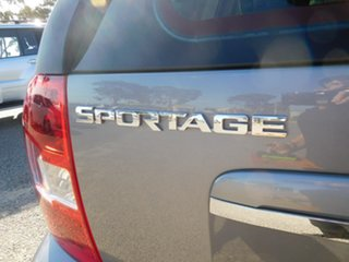 2010 Kia Sportage KM2 MY10 EX Grey 6 Speed Manual Wagon