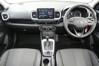 2020 Hyundai Venue QX.V3 MY21 Active Cosmic Grey 6 Speed Automatic Wagon