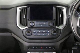 2017 Holden Colorado RG MY18 LTZ (4x4) White 6 Speed Manual Crew Cab Pickup