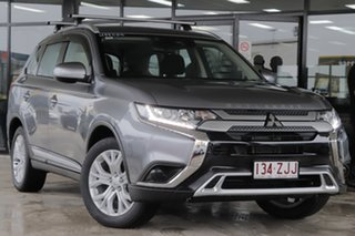2019 Mitsubishi Outlander ZL MY20 ES 2WD Titanium 6 Speed Constant Variable Wagon.