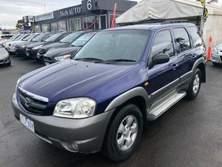 2004 Mazda Tribute Luxury 4 Speed Automatic 4x4 Wagon.