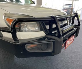 2010 Ford Ranger PK XL Crew Cab White 5 Speed Manual Utility
