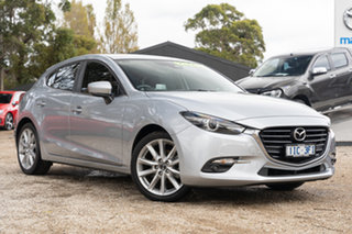 2016 Mazda 3 BN5438 SP25 SKYACTIV-Drive GT 45p 6 Speed Sports Automatic Hatchback.