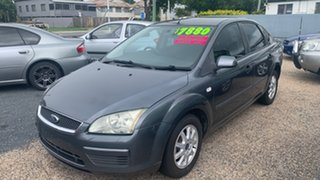 2007 Ford Focus CL Grey 4 Speed Automatic Sedan.