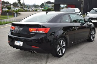 2012 Kia Cerato TD MY12 Koup SLS Black 6 Speed Sports Automatic Coupe