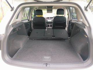 2016 Volkswagen Tiguan 5N MY17 110TSI DSG 2WD Comfortline White 6 Speed Sports Automatic Dual Clutch