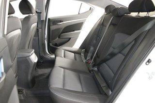2017 Hyundai Elantra AD Active 2.0 MPI White 6 Speed Automatic Sedan