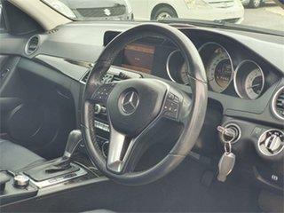 2011 Mercedes-Benz C-Class W204 MY11 C300 BlueEFFICIENCY 7G-Tronic + Avantgarde Black 7 Speed