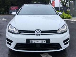 2016 Volkswagen Golf VII MY16 R DSG 4MOTION White 6 Speed Sports Automatic Dual Clutch Hatchback