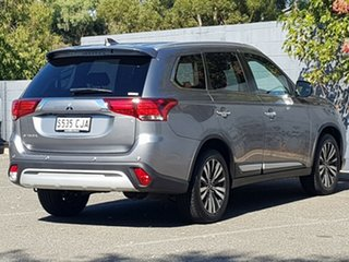 2020 Mitsubishi Outlander ZL MY21 Exceed AWD Titanium 6 Speed Constant Variable Wagon
