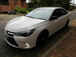 2016 Toyota Camry ASV50R RZ White 6 Speed Sports Automatic Sedan