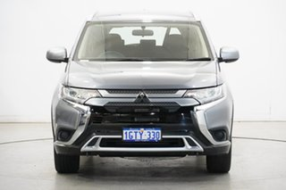 2018 Mitsubishi Outlander ZL MY18.5 ES AWD Grey 6 Speed Constant Variable Wagon.