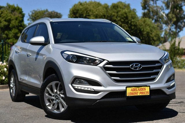 Used Hyundai Tucson TL2 MY18 Active 2WD Enfield, 2018 Hyundai Tucson TL2 MY18 Active 2WD Silver 6 Speed Sports Automatic Wagon