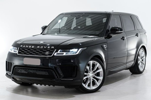 Used Land Rover Range Rover Sport L494 19.5MY SE Berwick, 2019 Land Rover Range Rover Sport L494 19.5MY SE Black 8 Speed Sports Automatic Wagon