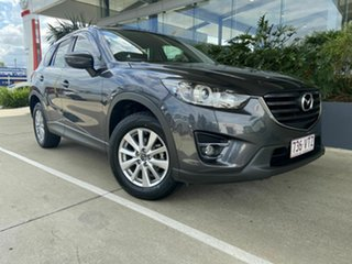 2015 Mazda CX-5 Grey 6 Speed Automatic Wagon.