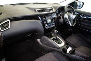 2015 Nissan Qashqai J11 TS Grey Continuous Variable Wagon