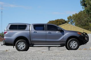 2013 Mazda BT-50 UP0YF1 XTR Grey 6 Speed Manual Utility