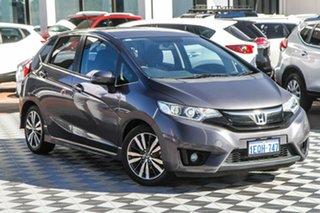 2014 Honda Jazz GF MY15 VTi-S Grey 1 Speed Constant Variable Hatchback.