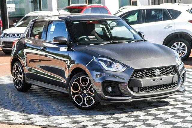 Demo Suzuki Swift AZ Series II Sport Melville, 2021 Suzuki Swift AZ Series II Sport Mineral Grey 6 Speed Sports Automatic Hatchback