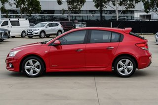 2012 Holden Cruze JH Series II MY12 SRi-V Red 6 Speed Sports Automatic Sedan