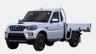 2020 Mahindra Pik-Up MY20 S6+ White 6 Speed Manual Traytop
