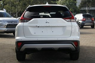 2021 Mitsubishi Eclipse Cross YB MY21 LS 2WD White 8 Speed Constant Variable Wagon