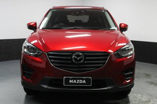 2015 Mazda CX-5 KE1032 Akera SKYACTIV-Drive AWD Red 6 Speed Sports Automatic Wagon