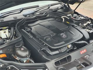 2011 Mercedes-Benz C-Class W204 C300 BlueEFFICIENCY Avantgarde Black Sports Automatic Sedan