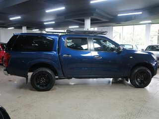2015 Nissan Navara D23 RX Blue 6 Speed Manual Utility